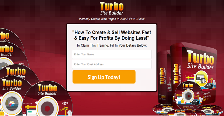 Turbo List Builder Optin Page